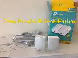 powerline ethernet adapter