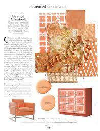 orange paint color palettes interiors