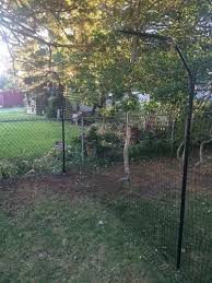 Free Standing Cat Fence Enclosure System Cat Fence Outdoor Pet Enclosure Cat Proofing