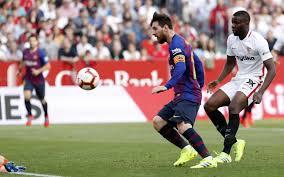 Sevilla 2 - FC Barcelona 4 (full match)