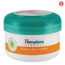 hima herbals protein hair cream