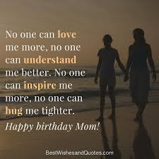 emotional happy birthday mom quotes and messages to share