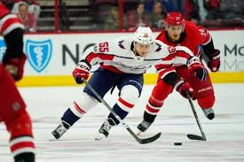 Washington Capitals Aaron Ness Aiming for Full-Time NHL Gig