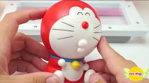 Doraemon cùng mèo Hello Kitty được sinh ra từ những quả trứng thần kỳ -  YouTube
