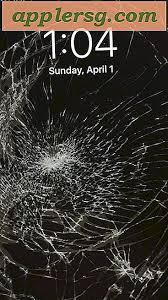 the broken screen wallpaper prank untuk
