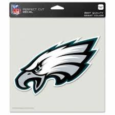 Philadelphia Eagles Stickers Decals Bumper Stickers