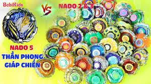 Thần Phong Giáp Chiến Đại Chiến Vô Cực Vs INFINITY NADO 2 Và NADO ...