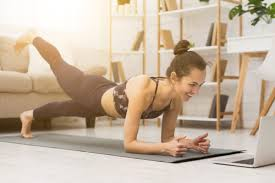 10 Best Indoor At-Home Exercises & Workouts Without Equipment