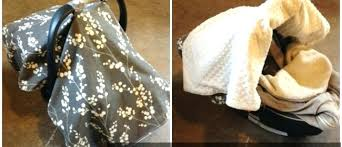 diy car seat cover temporary covers