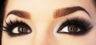 how to apply perfect smokey eye makeup