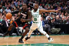 Celtics vs. Heat final score: Boston remains undefeated at home with easy  win against Miami - DraftKings Nation