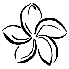 15cm 14 9cm Plumeria Flower Personality Stickers Decals Vinyl Car Styling Black Silver Car Styling S3 5569 Car Styling Style Vinylpersonalized Stickers Aliexpress