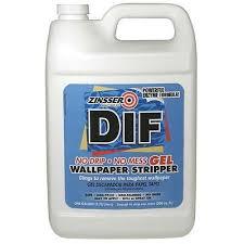 zinsser gel wallpaper remover