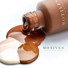 motives cosmetics custom blend