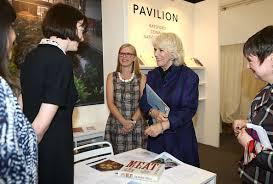 Camilla Parker Bowles, Polly Powell - Polly Powell Photos - The London Book  Fair - Zimbio