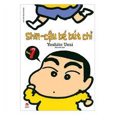 Sách - Shin - Cậu Bé Bút Chì Tập 1-10