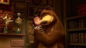 Masha e o Urso | Netflix