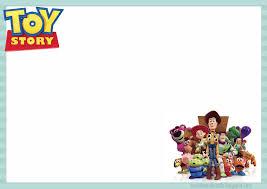 Kit Para Fiesta De Cumpleanos De Toy Story Para Imprimir Gratis