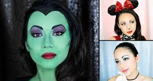disney makeup tutorials for halloween