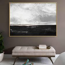 abstract painting landscape