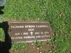 Richard Byron Campbell (1935-1994) - Find A Grave Memorial