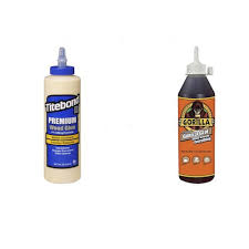 wood glue vs polyurethane glue the