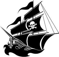 Free Pirate Ship Silhouette Png Download Free Clip Art Free Clip Art On Clipart Library
