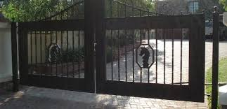 Wood And Metal Gates Material Options Weight General Info