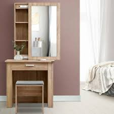 bedroom dressing table mirror stool