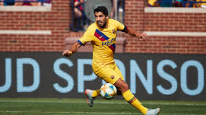 Report: Juventus trying to land Luis Suarez from Barcelona