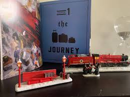 "review and giveaway win the ""hogwarts express """