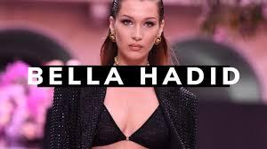 Model Moments: Bella Hadid - YouTube