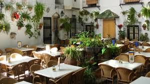 restaurante los patios en córdoba