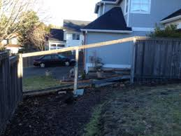 Quick And Easy Fence Post Replacement Black Mesa Labs