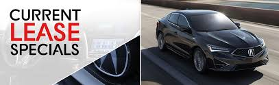 acura lease deals and financial offers