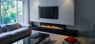 placing a tv above the fireplace