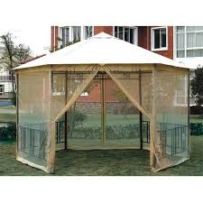 menards hexagon gazebo replacement