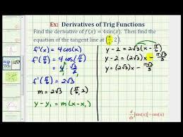 basic trig function