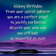happy birthday messages for crush occasions messages