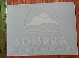 The Sombra Corporation Car Window Cut Vinyl Sticker Deca The Dark Tower Tdt King Ebay