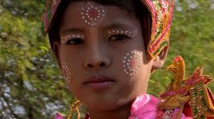 initiation rite buddhism myanmar