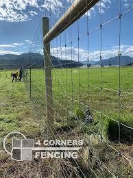Horse Fencing 4 Corners Fencing