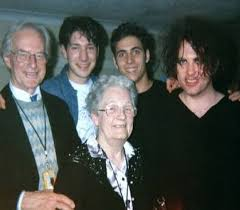 Alex and Rita Smith, parents of Robert Smith. | Robert smith the cure,  Robert smith musician, Robert smith