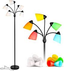 Brightech Medusa Led Floor Lamp Led Pole Floor Lamp Ezlo Shop