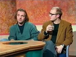 Tonight With Jonathan Ross - Rik Mayall and Ade Edmondson (1991 ...