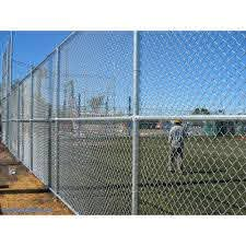 Hoover Fence Chain Link Sideline Fencing Kits Hoover Fence Co