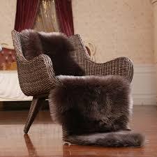 Honana Wx 574 Imitation Wool Carpets Home Carpets Fur For Kids Room Living Room Warm Fur Carpets Alexnld Com