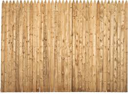 Stockade Fence Supplies Cost Effective And Low Maintenance