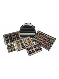excecutive chocolate truffle tower