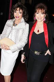 Broadway.com | Photo 4 of 5 | Diva Overload! Joan and Jackie Collins Hitch  a Ride With Priscilla Queen of the Desert